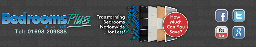 Bedrooms Plus Sliding Wardrobe Doors UK-wide