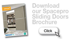 Spacepro Sliding Wardrobe Doors Brochure Download