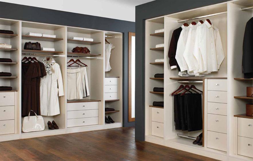 Daval Bedroom Storage