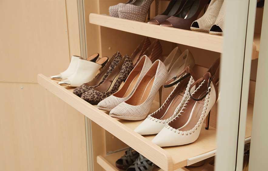 White Shoe Racks Uk
